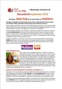 Nieuwsbrief Blommetje September 16_voorkant