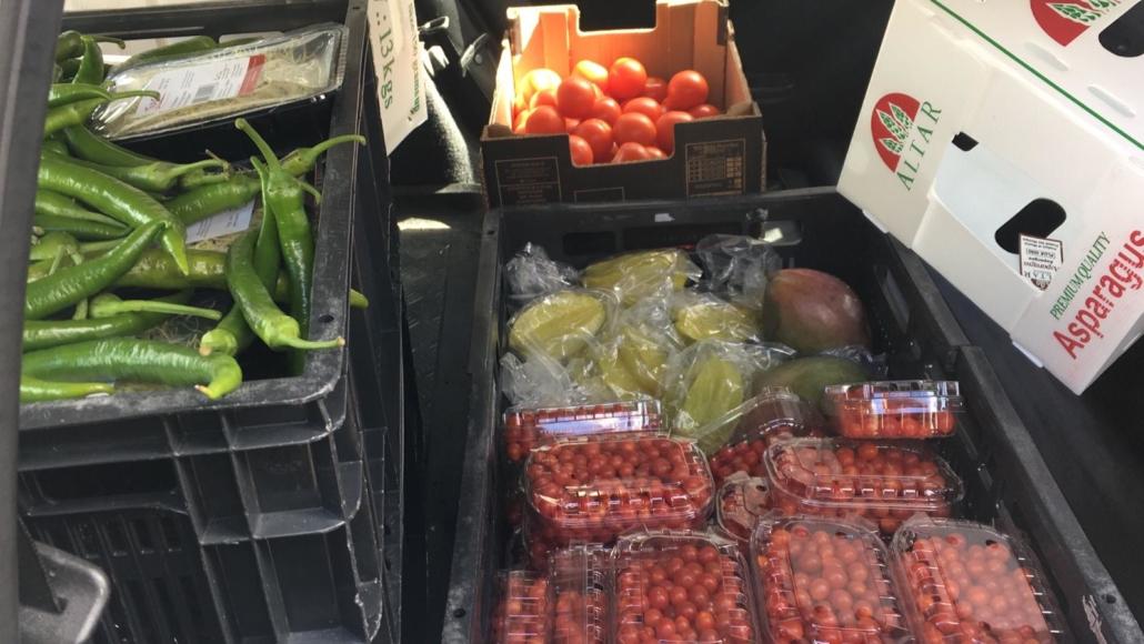 De Voedselkringloop En Anker Gaan Samenwerken Vrijwilligers